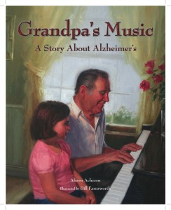 GRANDPA'S MUSIC COVER